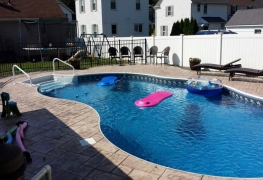 Pool Care and Cleaning Services
