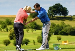 Golf Professionals / Lessons